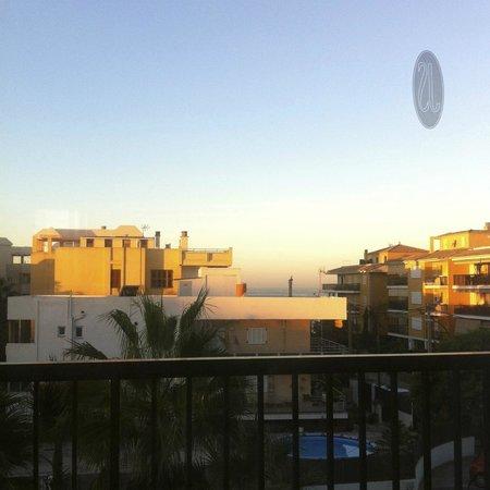 Hotel JS Palma Stay: widok z pokoju