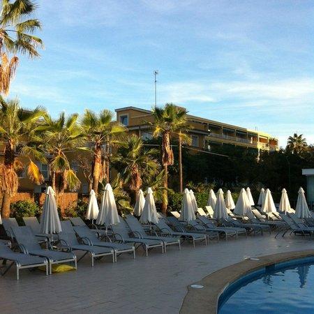 Hotel JS Palma Stay: obszar basenowy