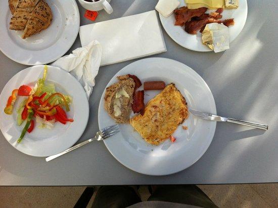Hotel JS Palma Stay: śniadanie