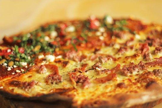pizza sibarita fotograf a de sibarita pizzeria