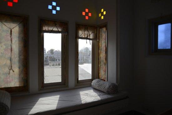 Hotel Aashiya Haveli: View from Room