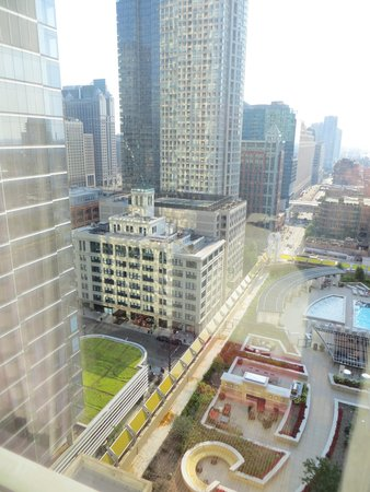 Residence Inn Chicago Downtown/River North: Vue de la chambre 2405