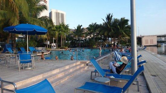 DoubleTree Resort by Hilton Hollywood Beach: Piscina