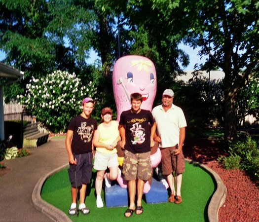 Putter's Paradise : Great family fun