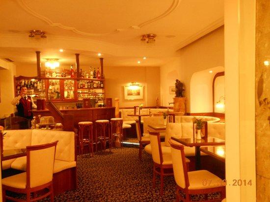 Hotel Stefanie: Bar