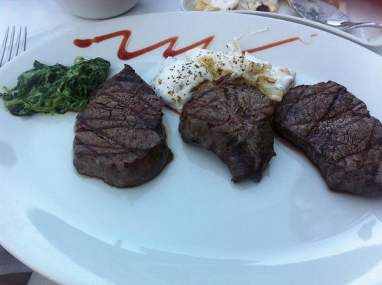 Tehuelche Grill Argentino : Fillet steak