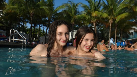 Crowne Plaza Hollywood Beach: Piscina