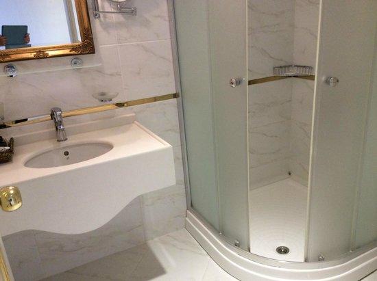 Karakoy Port Hotel: bathroom