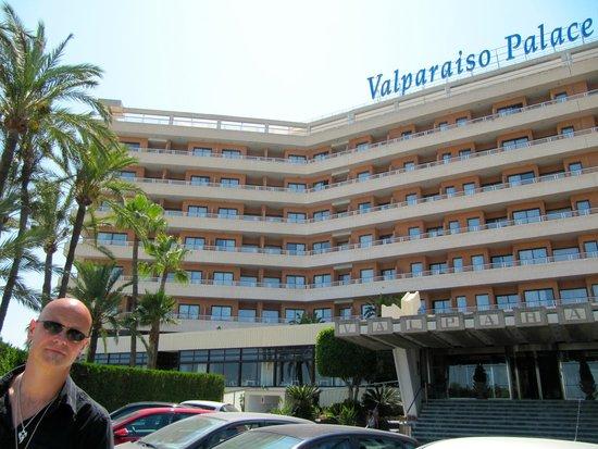 GPRO Valparaiso Palace & SPA: Ett dagsbesök till detta hotell för att besöka spaanläggningen!