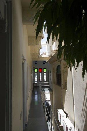 Hotel Aashiya Haveli: Lobby