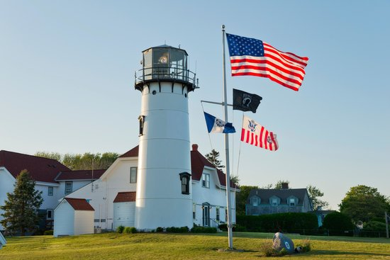 Μασαχουσέτη: Chatham Lighthouse, Photo Credit: Thomas Linkel