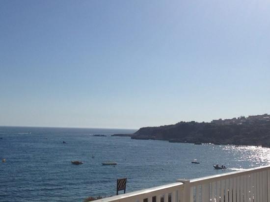 Muthu Clube Praia da Oura: balcony view room 212