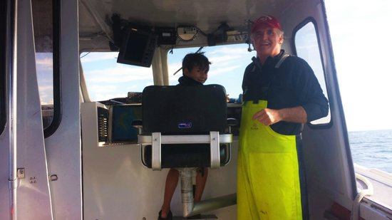 Gillis Lobster Tours & Charter