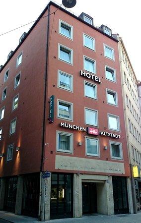 Hotel Mercure Munich Altstadt: Wygląd zewnętrzny.