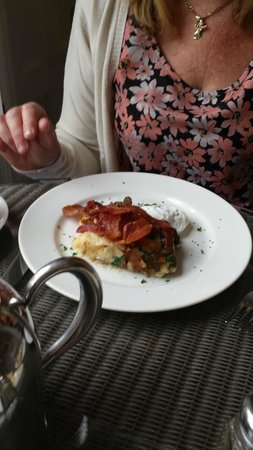Villa at Henrietta Park: Bubble and squeak