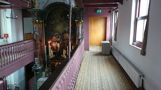 Museum Ons'Lieve Heer Op Solder: Our Lord in the Attic, Amsterdão.