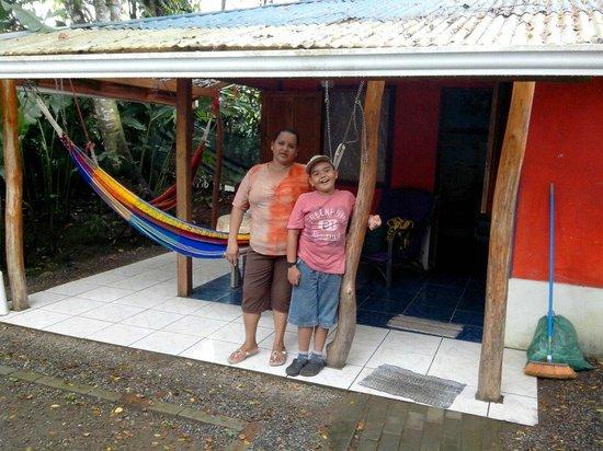 Centro Turistico Brigitte: Briggitte Cahuita