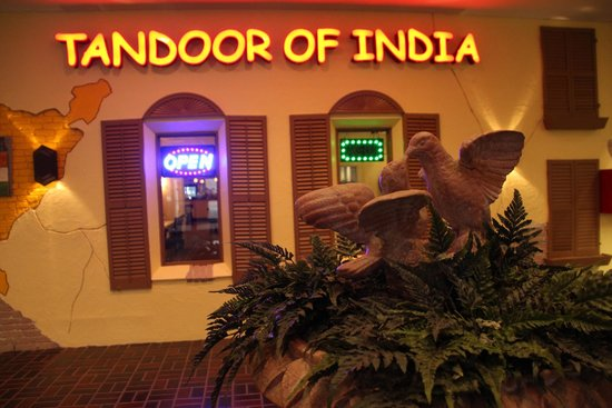 Tandoor of India : At Perinton Square Mall - Fairport