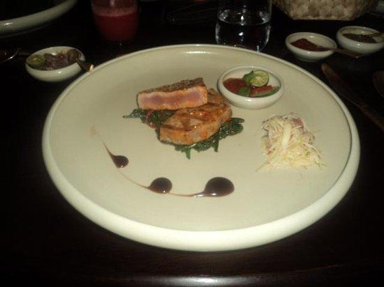 Bambu: Dinner