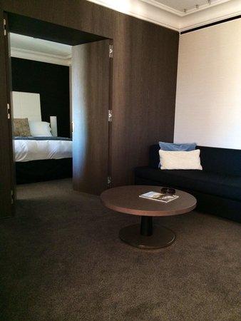 InterContinental Marseille - Hotel Dieu: Suite junior 634