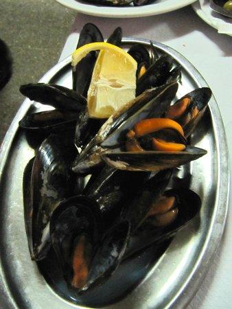 Rias Gallegas: Vinkokta musslor!