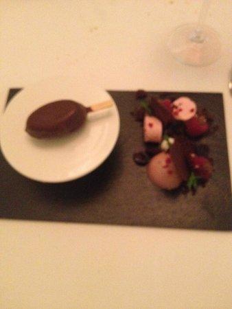 Restaurant Johannes: dessert