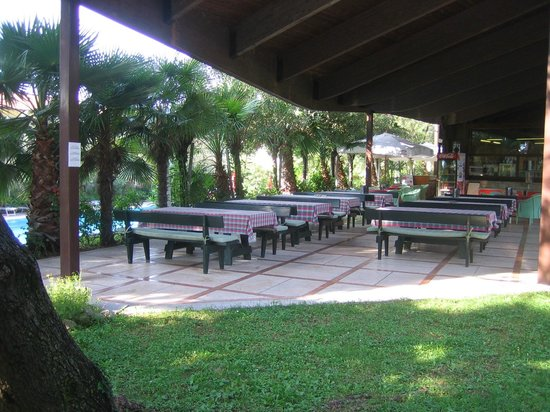 Sport Hotel Olimpo: pool-bar