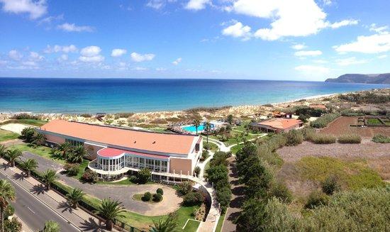 Vila Baleira Porto Santo: Spa, piscine et Beach Club ... et la plage