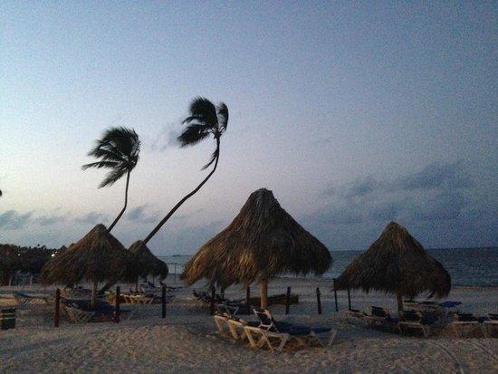 Meliá Caribe Tropical: Beach view