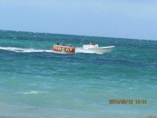 Meliá Caribe Tropical: Sofa tube