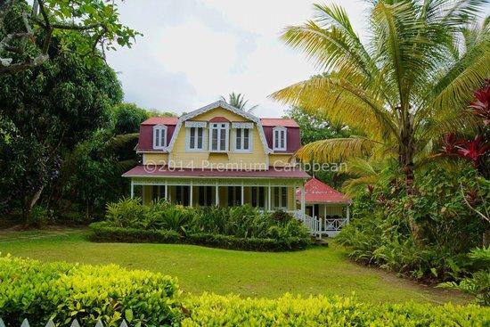 Fond Doux Plantation & Resort: Angelina