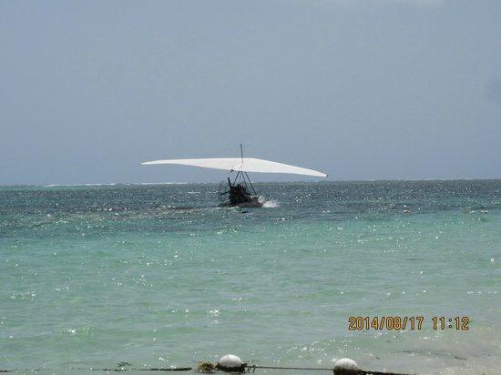 Meliá Caribe Tropical : Fly Boat