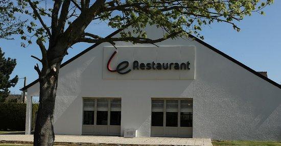 Campanile Saint Brieuc - Langueux : Le Restaurant - Hôtel Campanile rénové Saint Brieuc Langueux