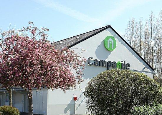 Campanile Saint Brieuc - Langueux : Hôtel Campanile rénové Saint Brieuc Langueux