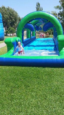Seaclub Mediterranean Resort: water slides