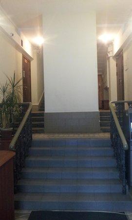 Hotel Anabel on Nevsky 88: Portal