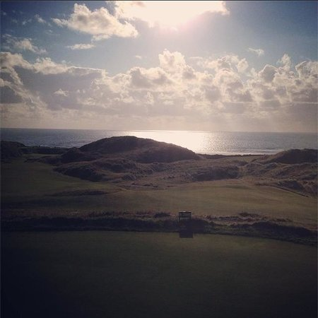 The 19th Lodge : Ballybunion, Ireland - God's Country