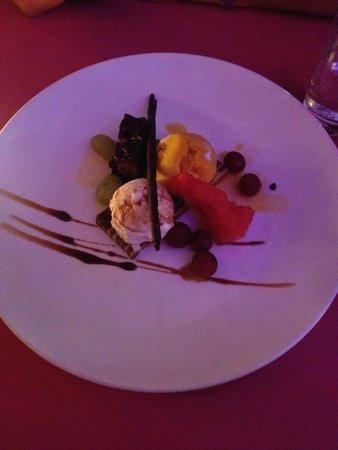 MAX Amsterdam: dessert