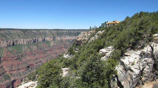 Grand Canyon North Rim : The North Rim Lodge