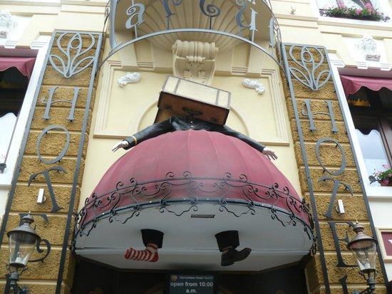 Phantasialand: Hotel Tartuff