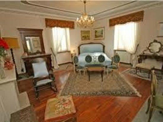 Villa Clodia : our room
