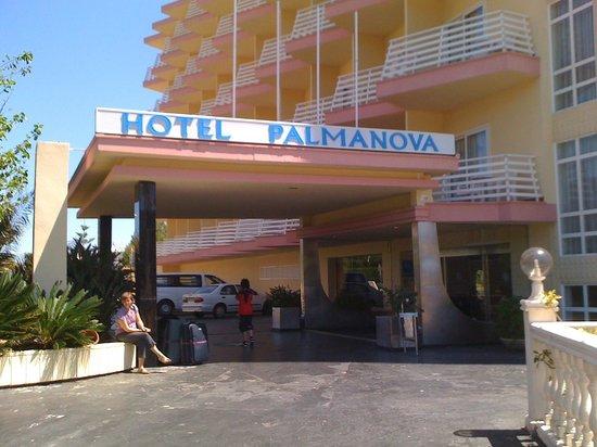 Globales Palmanova: Hotel Palma Nova