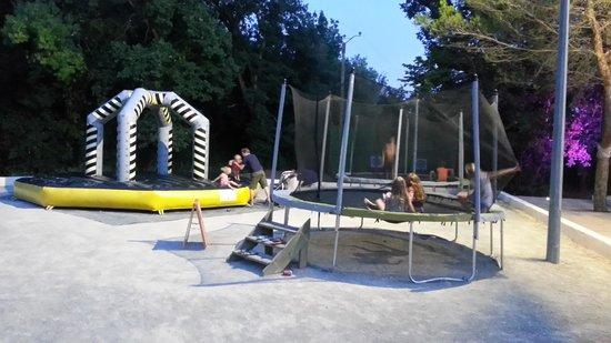 Camping La Pierre Verte: pour les enfants