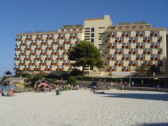 Globales Palmanova: Hotel Santa Lucia