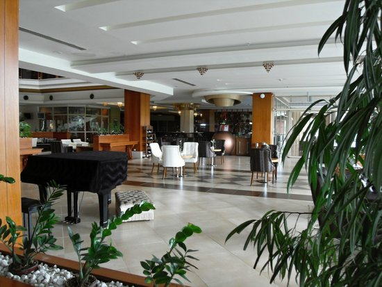 Sueno Hotels Golf Belek: Lobby bar