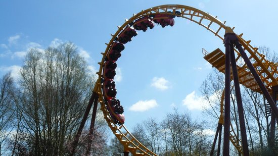parc attraction ypres