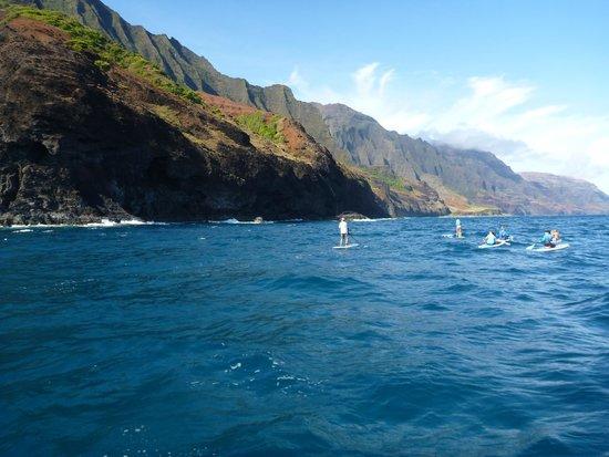 Surfit: SUP Na Pali, Kauai