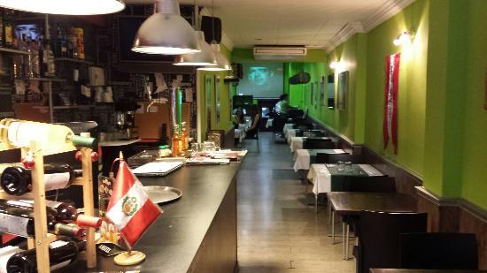 Restaurante Lima Limon Barcelona