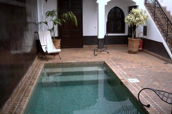 رياض أمين: Pool