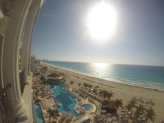 Hyatt Zilara Cancun : Vista varanda